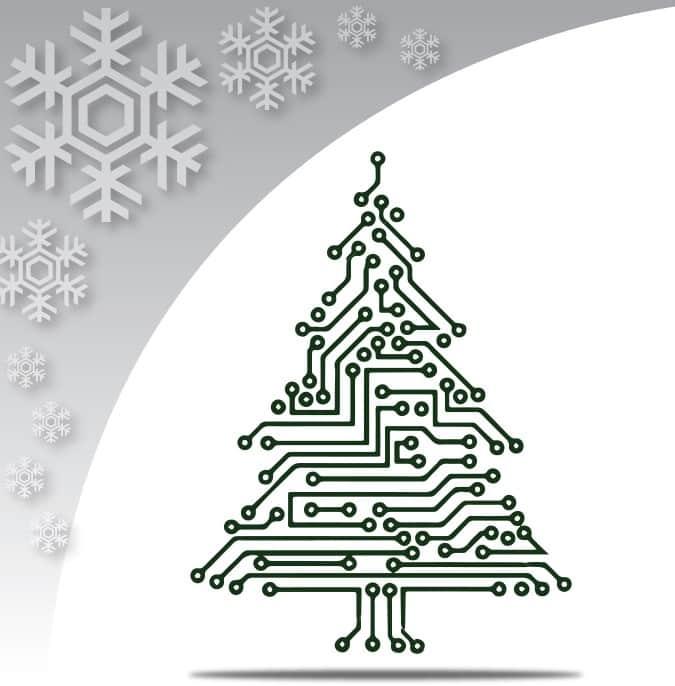 Feliz Navidad os deseamos desde Cybersur